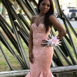 My prom dress worn for only 4 hours